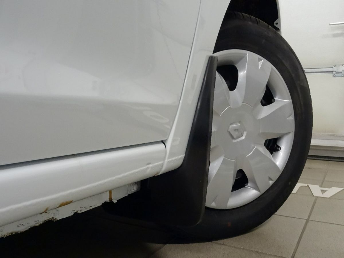 Брызговики передние увеличенные для Renault Logan 2014- — купить в Перми — цены, характеристики, фото, отзывы